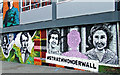 NS5965 : Strathclyde University Wonderwall by Thomas Nugent
