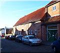 SK6456 : New Hill, Farnsfield, Notts. by David Hallam-Jones