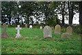 TG0506 : Graves, Church of All Saints' by N Chadwick