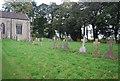 TG0506 : Churchyard, All Saints Church by N Chadwick