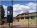 SP0791 : Steps to Kenrick Library, Birmingham City University by Jonathan Hutchins