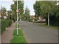 TL4460 : Roseford Road, Arbury by Hugh Venables