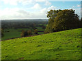 SP0574 : View southwest from Swan's Hill by Robin Stott
