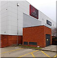 SU5290 : Orchard Centre Unit 1 electricity substation, Didcot by Jaggery