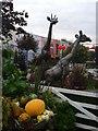SE3254 : Giraffes in the garden by DS Pugh