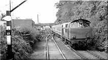 J2664 : DL hauled train, Lisburn (May 1984) by Albert Bridge