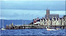 NS0767 : Old steamer pier, Port Bannatyne by Ian Taylor
