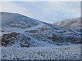 NT3447 : Tracks up Peat Rig by M J Richardson