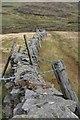 SD7576 : Wall on Fenwick Lot by Mick Garratt
