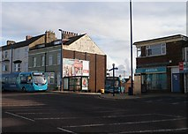 NZ6025 : Redcar bus station by Christopher Hall