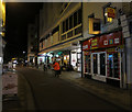 TL4458 : Phone Clinic, Market Street by Hugh Venables
