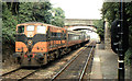 O2246 : Train, Malahide (August 1983) by Albert Bridge