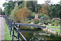 TL4557 : Hobson's Bridge by N Chadwick