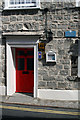 SY3492 : Old Lyme Guest House, 29 Coombe Street, Lyme Regis by Jo Turner