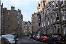 NT2572 : Roseneath Terrace, Marchmont by Jim Barton