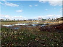 NS3174 : Former Glen shipyard site by Thomas Nugent