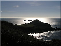 SW3531 : Cape Cornwall by Martin Blowers