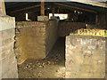 TG0318 : Inside a brick-built blast shelter by Evelyn Simak
