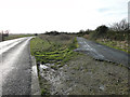 TG0014 : The Old and the New Swanton Road at East Dereham by Adrian S Pye