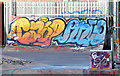 J3474 : Skatepark, Belfast - December 2014(3) by Albert Bridge