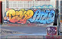 J3474 : Skatepark, Belfast - December 2014(3) by Albert Bridge