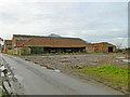 TG0716 : Cart sheds at Lyng House by Adrian S Pye