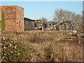 SU0571 : WW1 hangars, former RAF Yatesbury air base by Vieve Forward