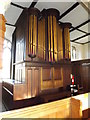 TM3968 : Organ of St.Peter's Church by Adrian Cable
