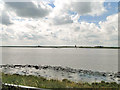 TG4806 : The River Yare at Breydon Water by Adrian S Pye