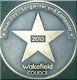 SE3320 : Wakefield Stars:- Noel Gay by Mike Kirby
