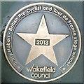 SE3320 : Wakefield Stars:- Barry  Hoban by Mike Kirby