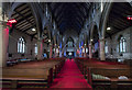 SK9771 : Interior, St Swithin's church, Lincoln by J.Hannan-Briggs