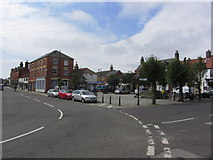TF4066 : Spilsby - Town Centre & Market St by Colin Park