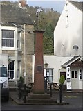 NY4724 : Fish Cross, Pooley Bridge by Graham Robson