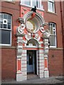 NZ2564 : The rear entrance to Cathedral Buildings, Dean Street, NE1 by Mike Quinn
