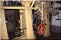 ST1974 : Steam tug - Sea Alarm, Cardiff by Chris Allen