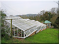 SO7241 : Restored Greenhouses at Old Colwall by Trevor Rickard