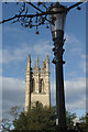 SP5206 : Magdalen Tower by Stephen McKay