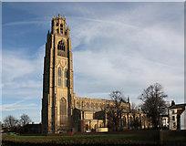 TF3244 : St Botolph's church, Boston by Julian P Guffogg