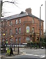 TQ3288 : Former police station, St Ann's Road by Julian Osley