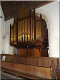 TM3669 : Organ of St.Peter's Church by Geographer