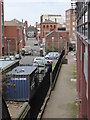 SP0687 : View from Newhall Street - spot the canal by Chris Allen