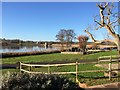 ST5761 : Water tower at the end of Chew Valley Lake by don cload