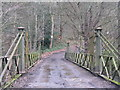 SK2995 : Bridge over the River Don by Dave Pickersgill