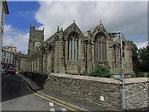 SX3384 : Launceston -St Mary Magdalene Church by Colin Park