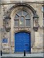 NZ2564 : CastleGate, Melbourne Street, NE1 - former office entrance by Mike Quinn