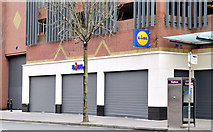 J3474 : New Lidl, Belfast (December 2014) by Albert Bridge