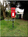 TL3859 : Park Farm Postbox by Adrian Cable