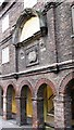 NZ2564 : (The former) Holy Jesus Hospital, City Road, NE1 - entrance by Mike Quinn
