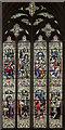 TF3244 : Parables window, St Botolph's church, Boston by Julian P Guffogg